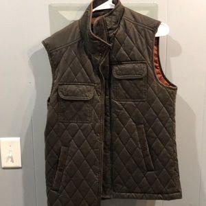 Johnston and Murphy Vest